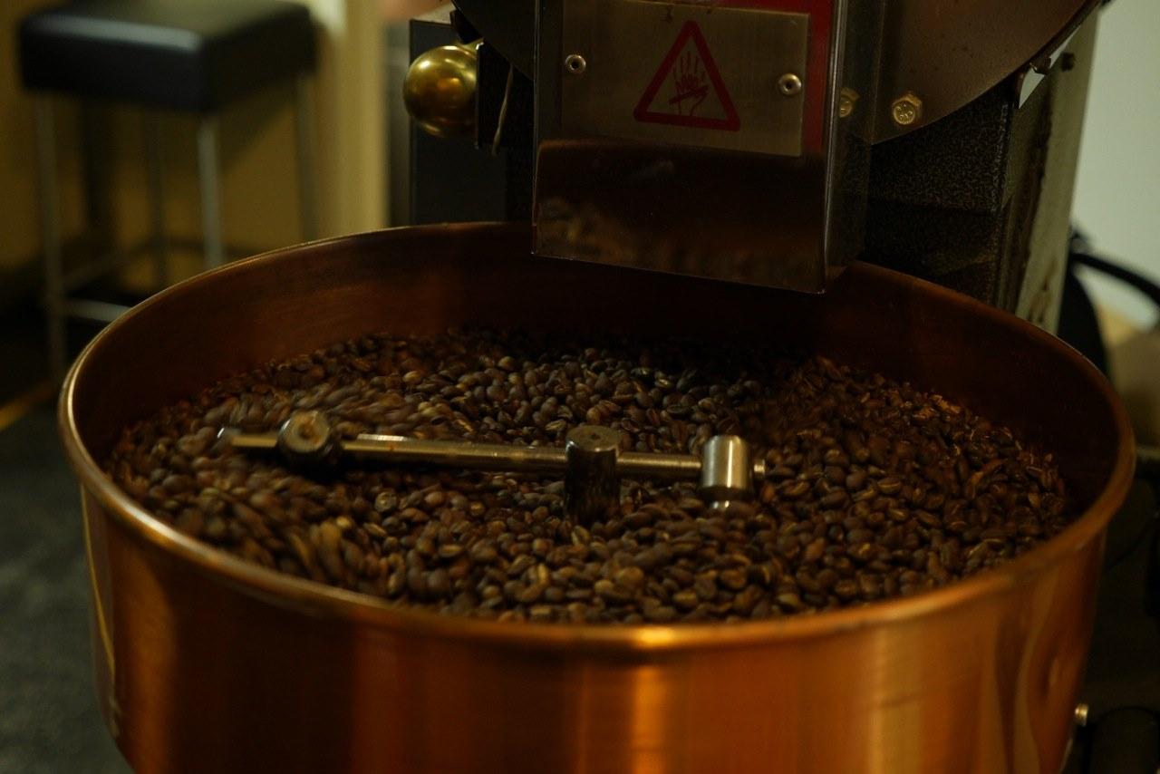 Kaffee kann man auch selbst rösten