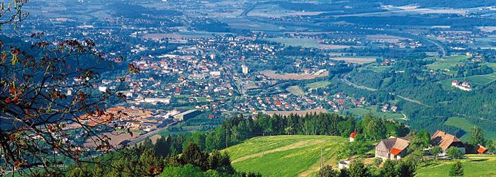 Wolfsberg und das Lavanttal