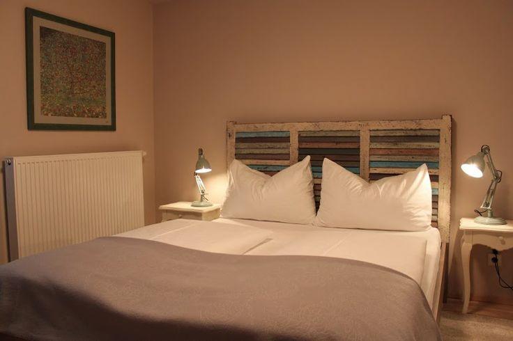 Das Blaue - Zimmer im Hotel Aldershoff in Wolfsberg