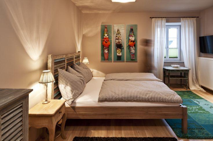 Das Kräftige - Zimmer im Hotel Aldershoff in Wolfsberg
